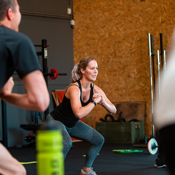 SPORTIEFV functional training aanbod