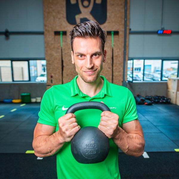 SPORTIEFV (personal) trainer - Joep Bijvank