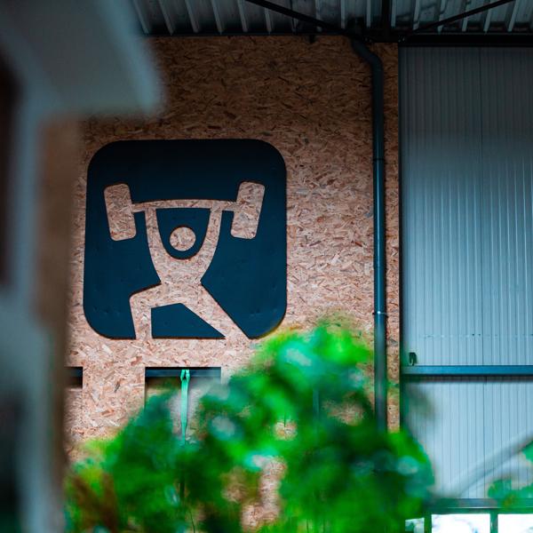 SPORTIEFV gym logo